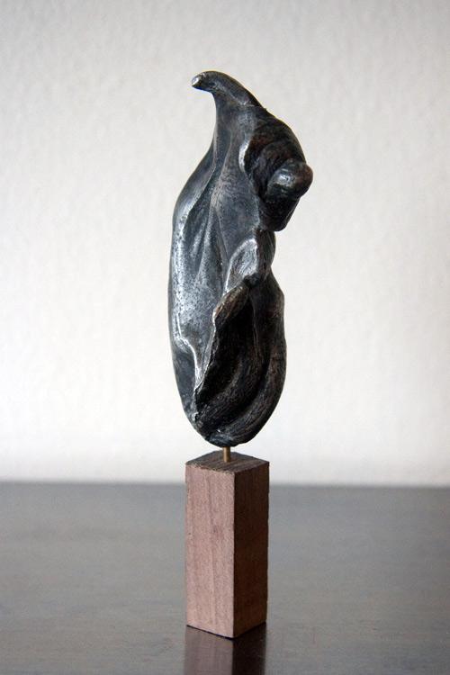 Burning Whalehead maquette
