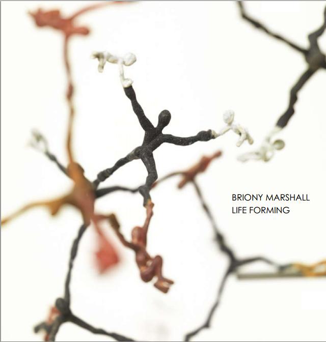 Catalogue: Briony Marshall - Life Forming
