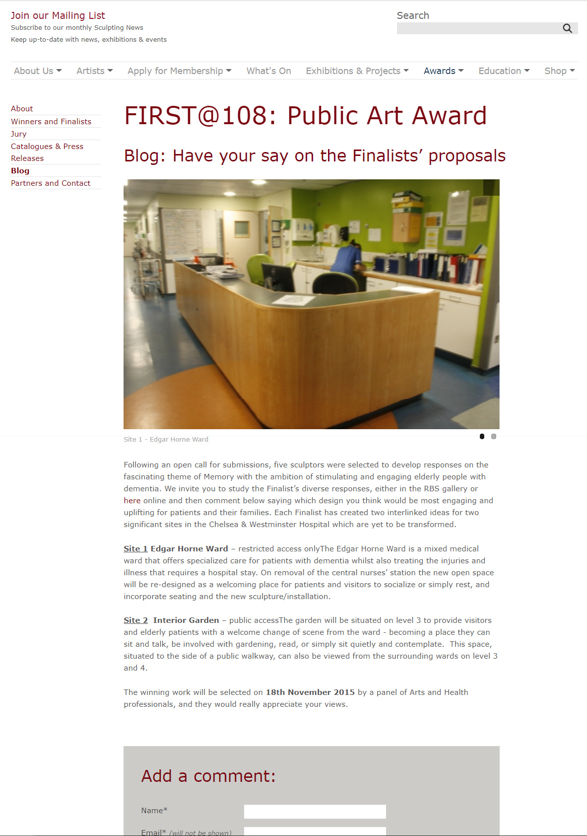 RSS blog post