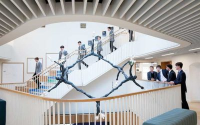 Absolutely Education: Tonbridge School is out of this world | NASA scientists visit