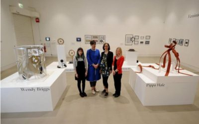 Yorkshire Evening Post: Leeds Arts University opens display of shortlisted sculptures for Quarry Hill artwork championing women in the city